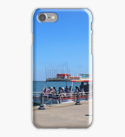 Lake Erie Or Bust! iPhone Case/Skin