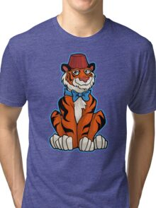 Tiger Who Tri-blend T-Shirt