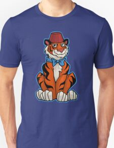 Tiger Who Unisex T-Shirt