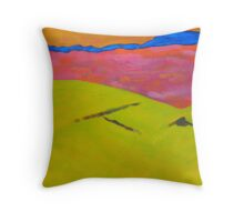 By Muckish 1 - Donegal Throw Pillow