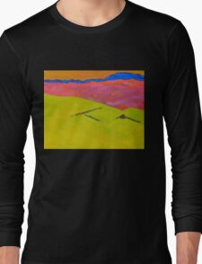 By Muckish 1 - Donegal Long Sleeve T-Shirt