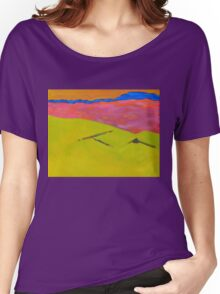 By Muckish 1 - Donegal Women's Relaxed Fit T-Shirt