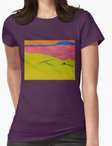 By Muckish 1 - Donegal Womens Fitted T-Shirt