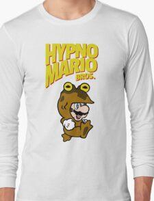 HypnoMario Bros Long Sleeve T-Shirt