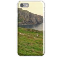 The Cliffs at Baltimore iPhone Case/Skin