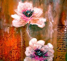 The Poppy Journals...Pink by ©Janis Zroback