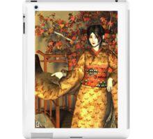 Asian Autumn iPad Case/Skin