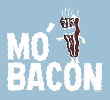 MO' BACON on darks Kids Clothes