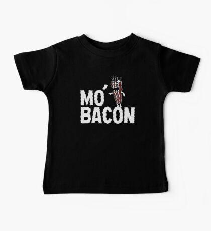 MO' BACON on darks Baby Tee