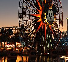 Mickey's Ferris Wheel .... by DonnaMoore