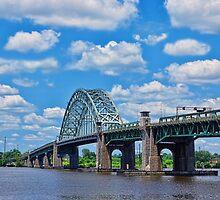 Cross Over The Bridge  by Lanis Rossi