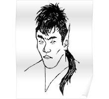 Hiroshi Poster