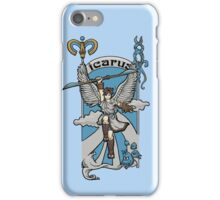 Icarus Nouveau iPhone Case/Skin
