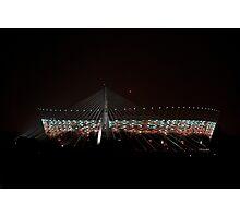 National Stadium, Warsaw Photographic Print