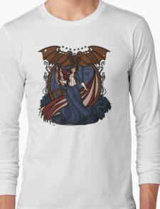 Elizabeth Nouveau Long Sleeve T-Shirt