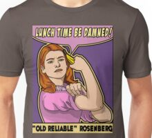 "Old Reliable Willow says ""Eat the banana now!"" Unisex T-Shirt"