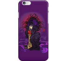 Wicked Queen Nouveau iPhone Case/Skin