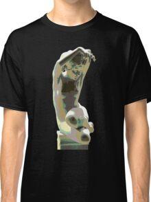 Caryatid readhead³ Classic T-Shirt