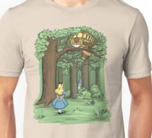 My Neighbor in Wonderland Unisex T-Shirt