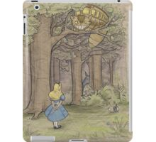 My Neighbor in Wonderland iPad Case/Skin