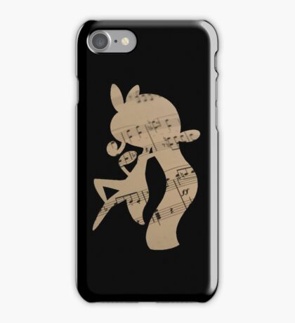Meloetta used sing iPhone Case/Skin