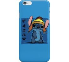 Cunning and Blue! iPhone Case/Skin