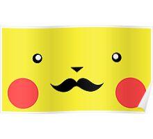 Sir Pikachu Poster