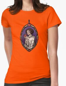 Snow Organa and the Poisoned Death Star T-Shirt
