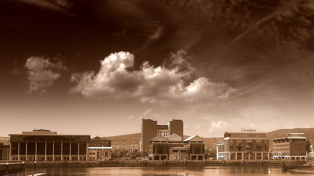 Belfast Harbour by Chris Millar