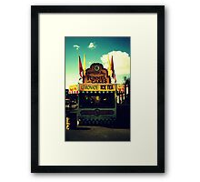 Funnel Cakes Framed Print