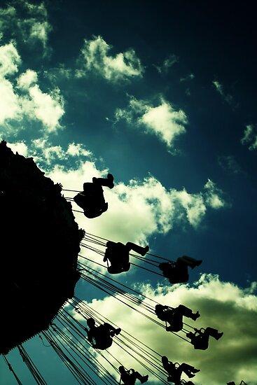 The Swings by Joshua Greiner