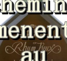 Rhum Sticker