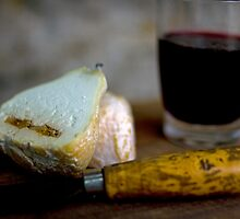 Cheese and Wine by chezus