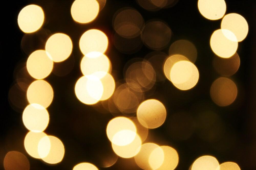 Bright lights, big city  by Joshua Greiner