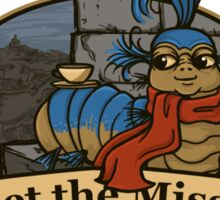 Meet the Missus Tea Sticker