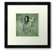 Portrait of a Potions Master Framed Print