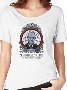 A Gentlemen's Club Women's Relaxed Fit T-Shirt
