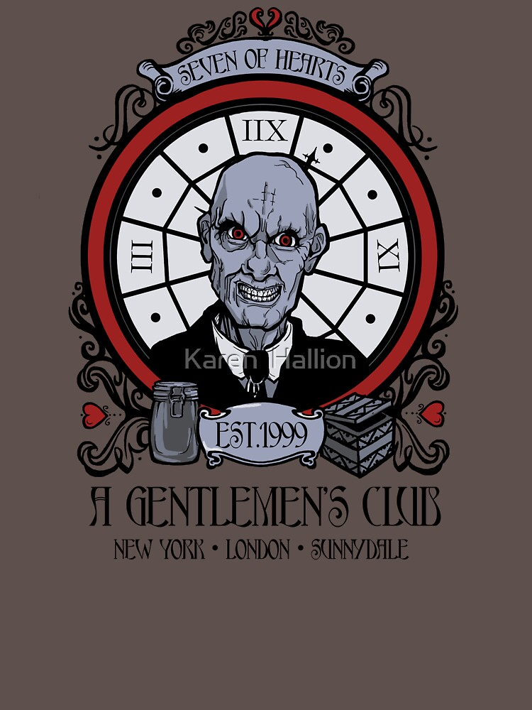 A Gentlemen's Club T-Shirt thumbnail