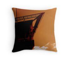 Belfast Odyssey Throw Pillow