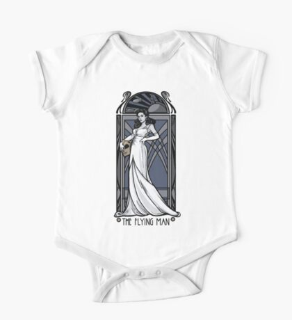 The Flying Man Kids Clothes