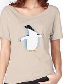 Penguin Posing Women's Relaxed Fit T-Shirt