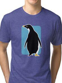 Proud Penguin Tri-blend T-Shirt