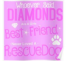 Rescue Dog Poster