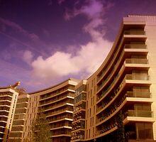 Titanic Quarter Apartments, Belfast by Chris Millar