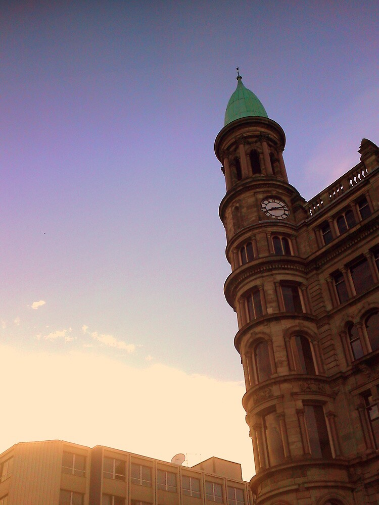 Belfast city centre turret by Chris Millar