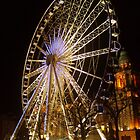 Belfast Wheel by Chris Millar