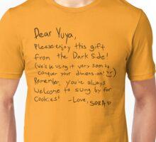 Sora's Message Unisex T-Shirt