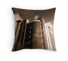 Bedford Street Offices, Belfast Throw Pillow