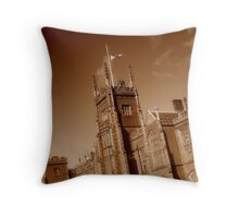 Lanyon Building, Queen's University Belfast Throw Pillow