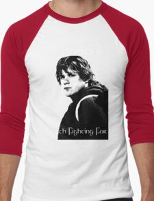 Samwise Gamgee - A Good Worth Fighting For Men's Baseball ¾ T-Shirt
